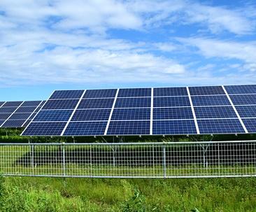 太陽光パネルリサイクル