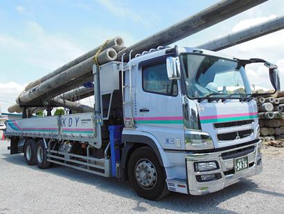 精密機械・重量物の輸送・保管サービス