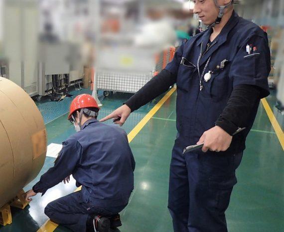 事故ゼロの工場を目指して Part2(安全衛生委員会) イメージ