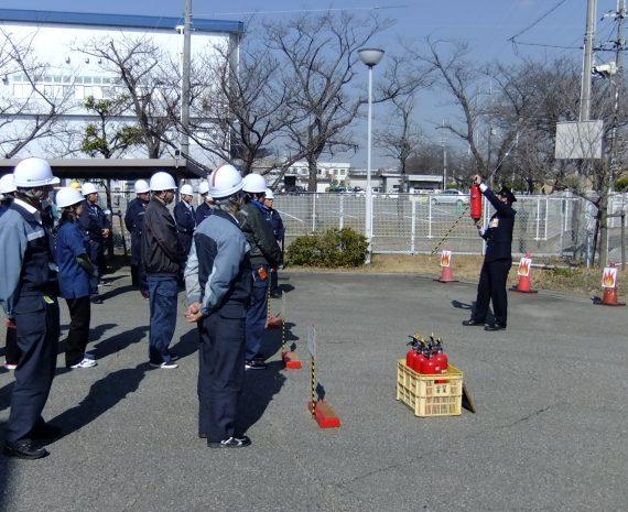H29年度 防火避難訓練 イメージ